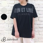 セール ■Johnbull ジョンブル プリントTシャツ(COTON)_25809
