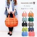 macaronic style   マカロニックスタイル ナイロンあおりトートM_ 105265pei-18055