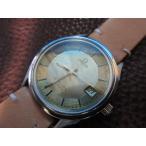 オメガ Omega 1342 Seamaster Pie Pan Style Quartz 33mm Vintage Watch 時計(中古)