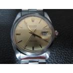 ロレックス6694 オイスターデイト プレシジョン ゴールド 機械式 (手巻き) 時計(中古)