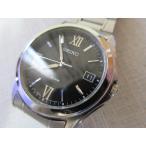 セイコー SEIKO 7N42-0EY0 Quartz BLACK時計(中古)