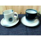 コーヒー茶碗 カップ&ソーサー マグ ヨシュアブルー ヨシュア工房  砥部焼 おしゃれ 青