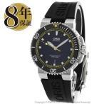 オリス アクイス デイト 300m防水 腕時計 メンズ ORIS 733 7653 4127R_8