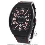 【数量限定特価】フランクミュラー FRANCK MULLER 腕時計 ヴァンガード クロコレザー メンズ V 45 SC DT