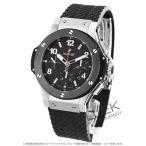 ウブロ ビッグバン スチールセラミック クロノグラフ 腕時計 メンズ HUBLOT 301.SB.131.RX