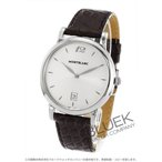 【数量限定特価】モンブラン MONTBLANC 腕時計 スター クラシック アリゲーターレザー メンズ 108770