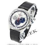 ゼニス エル プリメロ クロノマスター 36000VpH クロノグラフ アリゲーターレザー 腕時計 メンズ Zenith 03.2040.400/69.C494