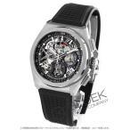 ゼニス デファイ エル プリメロ 21 クロノグラフ パワーリザーブ 腕時計 メンズ Zenith ...