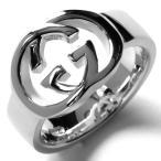 グッチ リング【指輪】 アクセサリー メンズ レディース インターロッキングG シルバー 190483 J8400 8106 GUCCI
