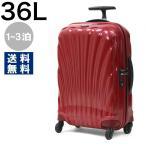 サムソナイト スーツケース/旅行用バッグ バッグ メンズ レディース コスモライト スピナー 55 36L 1〜3泊 レッド 73349 1726 V22 00302 SAMSONITE