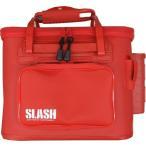 【釣り】SLASH タックルホルダーバッグミニ ※レッド SL-057【110】