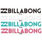 【マリングッズ】BILLABONG(ビラボン) STICKER(ステッカー)W:220mm B00-S11【750】