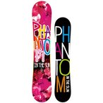【スノーボード】PHANTOM IN THE SUN(ファントムインザサン) SLASH 143cm【206】