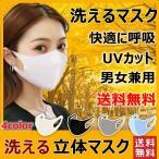 夏マスク 3枚セット 蒸れない マスク  夏用 冷感 涼しめ 洗えるマスク 繰り返し洗える在庫あり 3D立体 洗える 防塵 花粉 飛沫感染予防 風邪 マスク