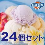 沖縄のアイスクリーム ブルーシールギフトセット24