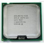ショッピング中古 【中古良品】デスクトップ用CPU インテル Core2 Quad プロセッサー Q6600 8MB 2.4GHz   中古CPU 【送料無料】