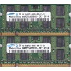 ���߸˽�ʬ����������̸������������ʡۥΡ���PC�ѥ��ꡡSAMSUNG  DDR2 800 PC2-6400S 2GB 2��  ��4GB  ���ߥ��������̵����