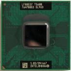 ショッピング中古 【中古良品】ノート用CPU インテル Core2 Duo プロセッサー T5600 2M 1.83GHz 667MHz インテル モバイル中古CPU 【開店セール】【送料無料】