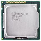 ショッピング中古 【中古良品】デスクトップ用CPU インテル i5-2400  6M 3.1GHz   中古CPU 【開店セール】【送料無料】