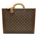 (バッグ)LOUIS VUITTON ルイ ヴィトン モノグラム プレジデント スーツケース ビジネスバッグ 旅行カバン トラベルバッグ M53012(k)