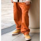 大きいサイズ メンズ OUTDOOR チノウエストリブカーゴパンツ オレンジ 1154-5340-1 3L 4L 5L 6L 7L 8L