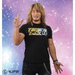 大きいサイズ メンズ 新日本プロレス 棚橋弘至「Go Ace」半袖Tシャツ(ブラック×カモフラ柄) ブラック 1178-8110-1 3L 4L 5L 6L 8L