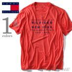ショッピングサイズ 大きいサイズ メンズ TOMMY HILFIGER トミーヒルフィガー 半袖プリントTシャツ NEW YORK USA直輸入 78b1424