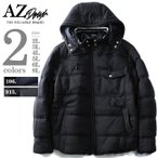 ショッピングサイズ 大きいサイズ メンズ AZ DEUX ポンチフーデッド中綿ブルゾン 秋冬新作 azb-1354