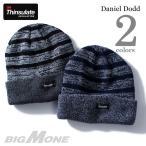 ショッピングサイズ 大きいサイズ メンズ DANIEL DODD Thinsulate ニットキャップ 帽子 azcp-16dd01