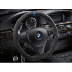 BMW M Performance パーツ 3シリーズ BMW E90/E92 M3 MT用 ステアリングホイール