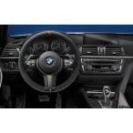 BMW純正 BMW F20 F21 F30 F31 F34 F32 F33 F36 BMW M Performanceスポーツ・ステアリング・ホイール 2 レッド・センター・マーク