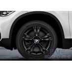 BMW純正 BMW 純正アルミホイール BMW F48 X1 ダブルスポーク・スタイリング 385(ブラック) 単体 1本 7.5J×17(フロント/リヤ共通)