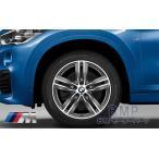 BMW純正 BMW 純正アルミホイール BMW F48 X1 M ライト・アロイ・ホイール・ダブルスポーク・スタイリング 570M 単体 1本 7.5J×18(フロント/リヤ共通)