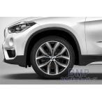 BMW純正 BMW 純正アルミホイール BMW F48 X1 Yスポーク・スタイリング 511 単体 1本 8J×19(フロント/リヤ共通)