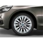 BMW 純正アルミホイール BMW F45/F46 2シリーズ アクティブツアラー/グランツアラー マルチスポーク・スタイリング475 単体 7J×16(フロント/リヤ共通)
