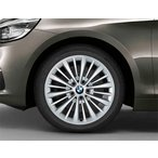 BMW 純正アルミホイール BMW F45/F46 2シリーズ アクティブツアラー/グランツアラー マルチスポーク・スタイリング481 単体 7.5J×17(フロント/リヤ共通)