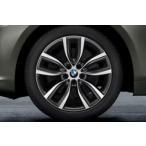 BMW 純正アルミホイール BMW F45/F46 2シリーズ アクティブツアラー/グランツアラー Vスポーク・スタイリング485 単体 8J×18(フロント/リヤ共通)