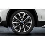 BMW純正 BMW 純正アルミホイール BMW F48 X1 Vスポーク・スタイリング 573 単体 1本 8J×19(フロント/リヤ共通)