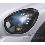 BMW MINI 純正 MINI R60(CROSSOVER)用 ブラックライン・ヘッドライト・リング