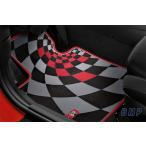 BMW MINI 純正 MINI F56(3 DOOR)用 フロアマットセット John Cooper Works Pro フロア・マット・テキスタイル 4枚セット