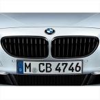 BMW F12/F13/F06 6シリーズ 前期  M Performanceブラック・キドニー・グリルセット (〜2015.2)
