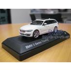 BMW 純正 BMW ミニカー BMW F31 3シリーズ ツーリング (アルピンホワイト) 1/43スケール ミニチュアカー