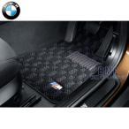BMW純正 BMW フロアマット BMW F30 F31 3シリーズ 右ハンドル用 Mフロアマット