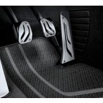 BMW純正 BMW F80/M3 F82/M4 F87/M2 M Performance ステンレス・スチール・ペダル・セット 右ハンドル車用 MT/DCT共通