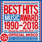 ������̵����MIXCD��BEST HITS MUSIC AWARD 1990-2018 mixed by AV8 ALL DJ��S���γ� Mix CD���γ� CD�ա�AWA-001���᡼����ľ����͢���ס������ʡ�