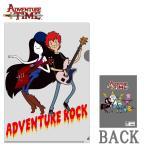 ゆうパケット可 アドベンチャータイム クリアファイル 「難波章浩」(Hi-STANDARD/NAMBA69)スペシャル限定コラボグッズ/ADVEVTURE ROCK Adventure Time