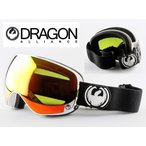 DRAGON ASIAN-FIT ドラゴン ゴーグル GOGGLE 17 X2s INVERSE RED