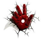 アイアンマン Iron Man 3Dデコライト ハンド 手 フィ