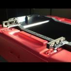 フロートボート用ロッドホルダー(3本掛け)