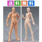 デッサンドール デッサン 作画 練習男女セット フィギュア イラスト 素体モデル人形 可動フィギュア?肌色